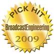 Broadcast Engineering Pick Hit